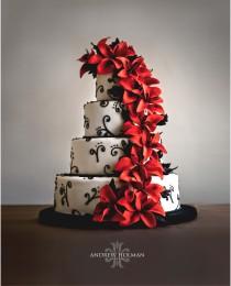 Wedding Cake Created by Donna Joy, Sedona Sweet Arts