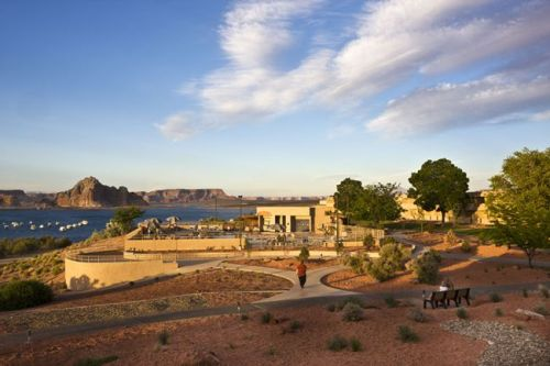 Lake Powell Resort - Photo Copyright Aramark Parks and Destinations