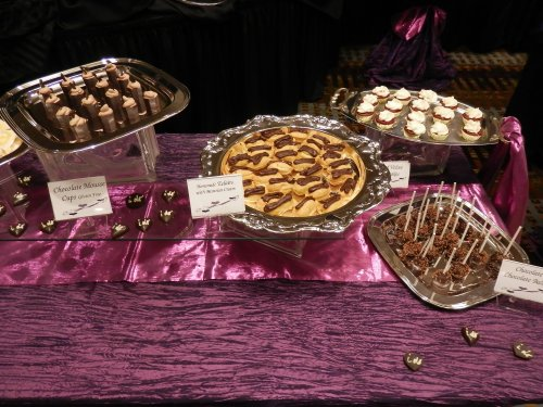 Delicious Treats offered by Sedona Sweet Arts