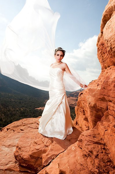 birdsong wedding photography represented at the sedona With birdsong wedding photography