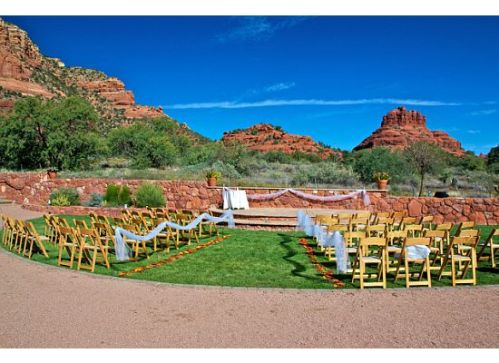 The Lovely Red Agave Resort in Sedona