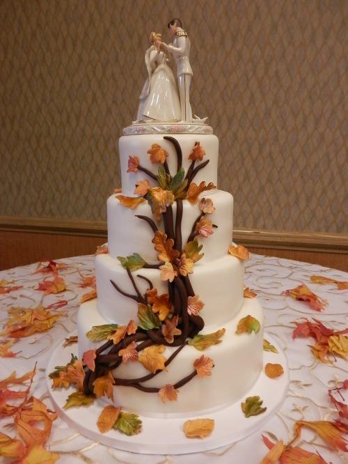 Wedding Cake Created by Donna Joy