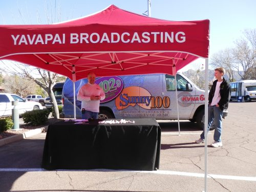 Live Remote by Yavapai Broadcasting