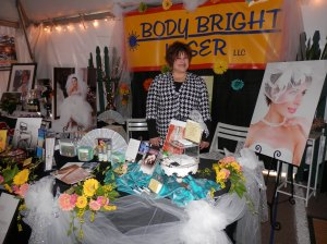 Lori with Body Bright Laser