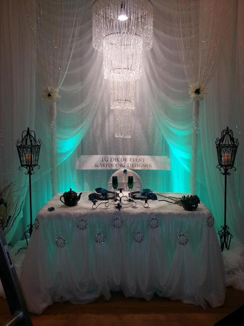 LG Decor Event and Wedding Planner