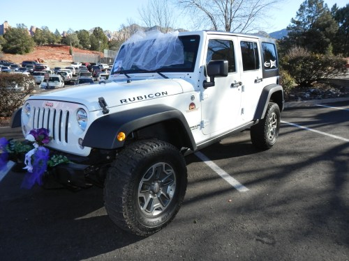 Barlow Jeep Rental